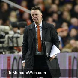 Manchester United, Van Gaal: Valdes è qui solo per ristabilirsi