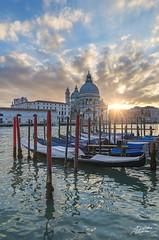 Venise #3 (ar3ku) Tags: famille venice vacances hiver venise eglise italie venetie santamariadellasalute 2015