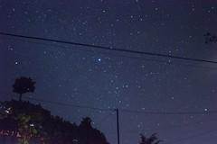 Estrellas |Stars (Zeros86) Tags: naturaleza stars nikon long exposure nef bonito cielo granada estrellas nicaragua nikond3200 granadanicaragua