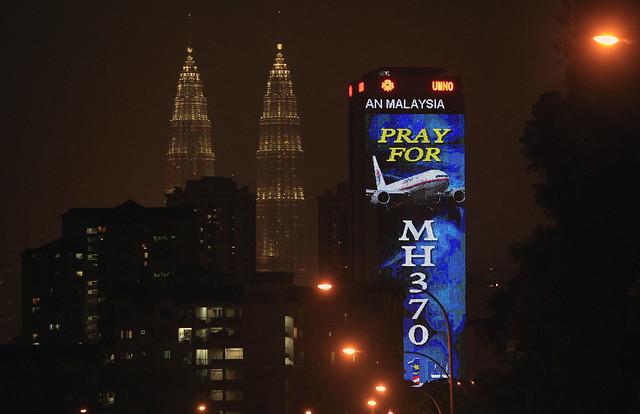 YE Malaysia Missing Plane