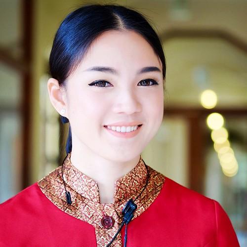 bangkok #thailand #girl #fujifilm #xe2 #60mm #bokeh