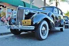 Cruisin' Grand 8/1/14 (USautos98) Tags: buick 1938