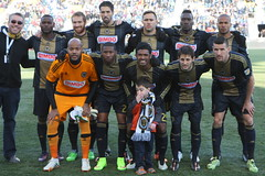 New faces in this years starting eleven (Paul Rudderow- Jersey Shooter) Tags: psp pennsylvania soccer chester mls majorleaguesoccer coloradorapids sonsofben rudderow philadelphiaunion pplpark phillysoccerpagenet