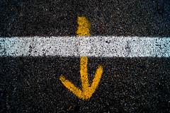 Egoismo (JL) Tags: amarillo arrow selfish flecha selfesteem egoism egoismo autoestima egoista