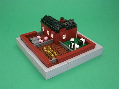 Microscale Farm