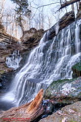 Machine Falls - Short Springs SNA - Jan. 10, 2015 (mikerhicks) Tags: usa geotagged unitedstates hiking tennessee waterfalls tullahoma sigma1020mmf456exdc lakehills tennesseestateparks rutledgefalls machinefalls shortspringsstatenaturalarea canon7dmkii geo:lat=3541274333 geo:lon=8617912667