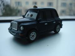Chauncy Fares (nissanskyline) Tags: cars disney pixar chauncy fares