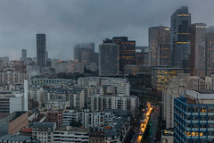 Paris Level 22 (Philippe Clabots) Tags: paris nightshots ladfense lowlights eurogroup philippec dionbouton