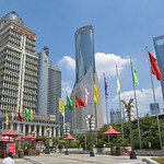 "Shanghai skyscrapers • <a style=""font-size:0.8em;"" href=""http://www.flickr.com/photos/28211982@N07/16458626110/"" target=""_blank"">View on Flickr</a>"