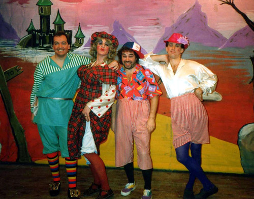 1990 Jack and the Beanstalk 09