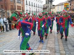 Nº 17-BUFONES Y JUGLARES DE LA CORTE DE LOS CONDES DE CARRIÓN