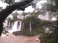 Brazilian View of Iguazu
