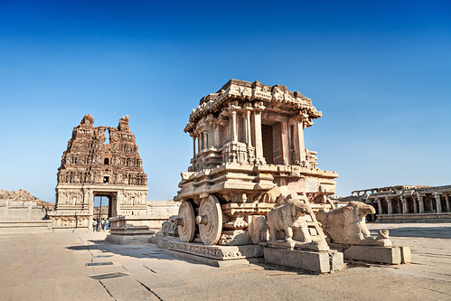 Destination - Hampi