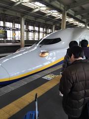 Tren de Nagaoke a Tokio (300km/h !!!)