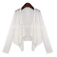 tieria женской лацкан шеи все соответствующие западный стиль пальто