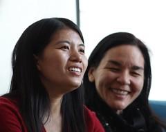 Laughter (m.gifford) Tags: burma human rights burmese feminist internationalwomensday interpares iwd iwd15 iwd2015