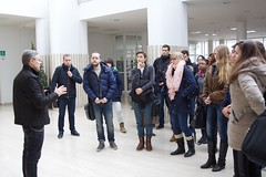 Welcome International Students SoSem 2015 (Universitt Salzburg (PR)) Tags: salzburg erasmus bibliothek plus bro internationales nawi internationalestudierende naturwissenschaftlichefakultt parislodronuniversitt