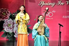 Musical Perforamnce (chooyutshing) Tags: singapore amphitheatre performance musical lunarnewyear skypark springinthecity vivocity chinesenewyear2015 hangzhouperformingartgroupchina