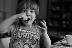 (petetva) Tags: portrait bw childhood kids nikon mark d600