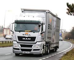 MAN tga 6x2 STILL WN63TPU  Frank Hilton 16032015 022 (Frank Hilton.) Tags: classic truck frank photos transport hilton lorry trucks
