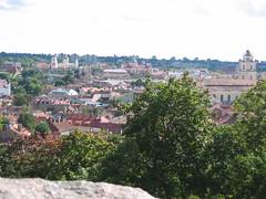 Vilnuis Cityscape