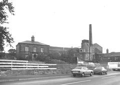 Monarch Mills (Bradfordlibraries) Tags: monarch mills denholme