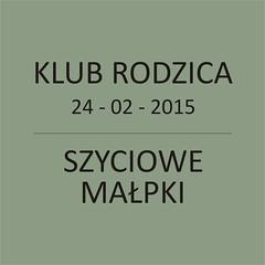 KLUB RODZICA 24-02-2015