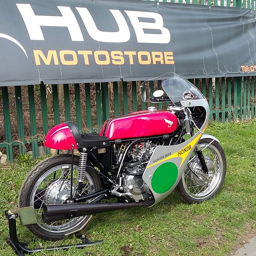 Honda Replica Motorcycle Honda Rc164 Replica at Hub