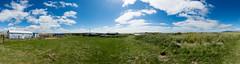 Huts Pano (Keith Grafton) Tags: panorama huts the