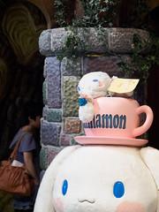 P7160027.jpg (mono0x) Tags: cinnamon sanrio jp  greeting cinnamoroll puroland