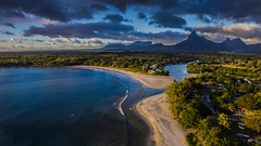Mauritius Aerial Photography (ReinierVanOorsouw) Tags: mauritius indianocean travel travelling travels colour island islandlife colours kleur kleuren reizen reinier reiniervanoorsouw sony sonya7r a7r2 a7rii port louis  travelinspiration inspiration mauricius iledemaurice mauricio explore wanderlust  islandstate french   maurcia opreis reisfotografie systemcamera   aerial fromtheair aerialphotography luchtfotografie uitdelucht sky coast coastal kust coastofmauritius landscape blue sunset yellow green dji djiphantom phantom drone dronephotography