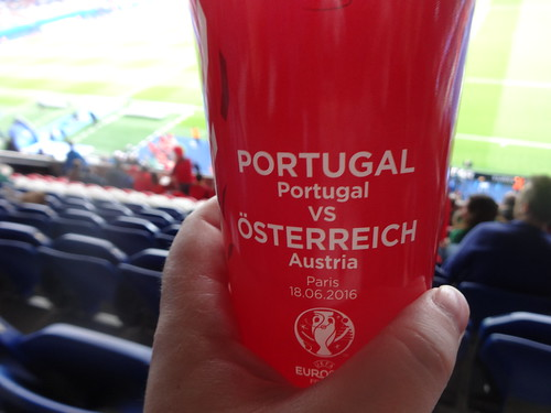 Portugal Vs. Austria Euro 2016 Group E Parc Des Princes