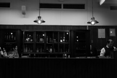 Bar. Termas de Catillo. Chile. 2016 (11) (Santiago Azar) Tags: sony a7 konica 50mm chile bar termas tiempo pasado monocromtico