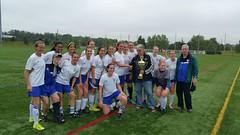 Women State Cup 2015. Hoboken FC (2)