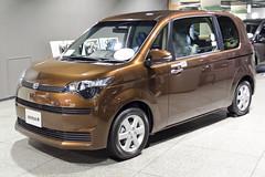 Toyota Spade (SDA007) Tags: toyota jdm japan vista corolla spade ist