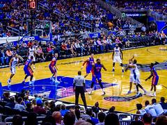 Jump (Jorge Hamilton) Tags: nba magic pistons orlando detroit basketball basquete esporte sports sport arena stadium ball jump court quadra usa eua florida jorge hamilton brandao brando