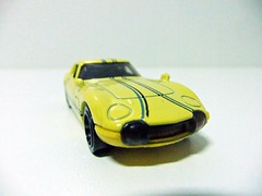 TOYOTA 2000 GT - HOT WHEELS (RMJ68) Tags: toyota 2000 gt 2000gt hot wheels hw mattel diecast coches cars juguete toy 164
