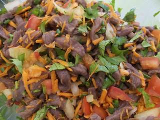 Nouméa, Salade de Cerf