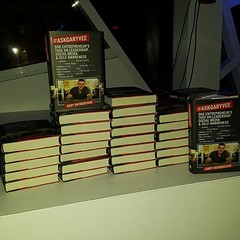 I am going to be giving away a lot of copies of #askgaryvee Who wants one?