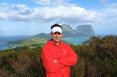 Lord Howe Island - Malabar Hill Lookout (IslandTraveler.com) Tags: islandtravelercom paulcszigety paulszigety malabarhilllookout mtgower mtlidgbird malabarlookouttrack lordhoweisland lordhowe july2016 australia island paradise islands worldheritagesite