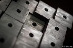 Steel Bars (Bogtramp) Tags: drill nikonbody manufacturing nikon tensile kitching industrial d500 weights engineering sharp steel grey westyorkshire county
