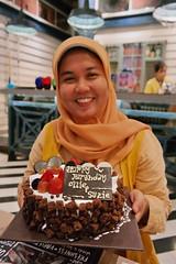 StartupLokal Birthdays (Miss Ollie) Tags: hijab