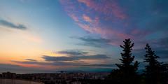 Sunset (Igor Komissarov) Tags: sochi olympic night dark light nikon city