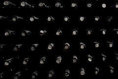 Botellas (lapsus.cream) Tags: botella bottles orden vino whine