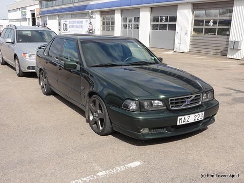 1998' Volvo S70