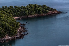 Wilderness (Andrija Zecevic Photography) Tags: canon eos 700d 135mm m42 lens pentacon bokehmonster forest nature green blue adriatic sea rocks summer 2016 year holliday travel shoots photos photography photo landscape landscapephotography