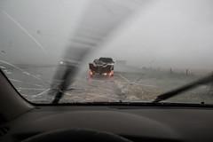 Hail Damage (PhotoStorm22) Tags: storm thunderstorm tstorm hail hailstorm wyoming wy cheyenne