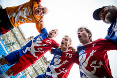 Homeless World Cup 2016, George Square, Glasgow, Scotland - 16 July 2016 (Homeless World Cup Official) Tags: hwc2016 homelessworldcup aballcanchangetheworld thisgameisreal streetsoccer glasgow soccer czechrepublic scotland