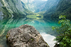 Obersee (DS284_HLX) Tags: alpen bayern knigssee obersee berchtesgaden