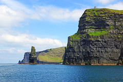Getting closer to the Cliffs (Andrey Sulitskiy) Tags: ireland clare cliffsofmoher